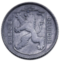 Coin BE 1F Leopold III WWII obv NL-FR 71.png