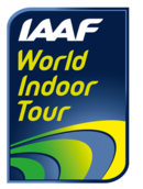 Description de l'image Logo IAAF World Indoor Tour.png.