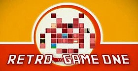 Logo de l'émission Retro Game One.