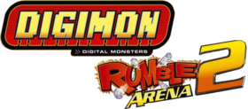 Image illustrative de l'article Digimon Rumble Arena 2