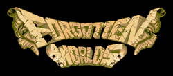 Logo de Forgotten Worlds