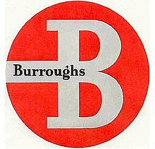 Description de l'image Burroughs Corporation - Logo.jpg.