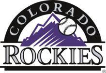 Description de l'image Rockies du Colorado logo.png.