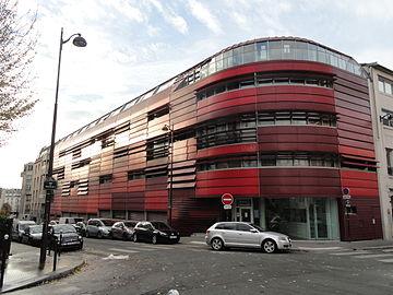 Rue de la fontaine au roi wikip dia - Brigitte metra architecte ...