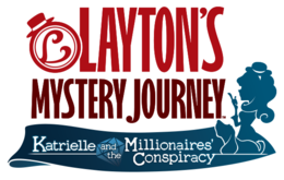 Lady Layton The Millionaire Ariadone's Conspiracy Logo.png