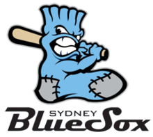 alt=Description de l'image Sydney Blue Sox.png.