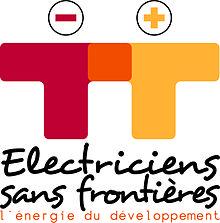 Logo Elecctricien sans frontières