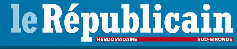 Fichier:Le Républicain Sud-Gironde Logo.jpg
