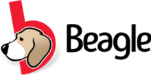 Description de l'image Beagle logo.png.