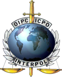 Logo d'Interpol