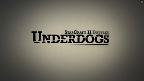 Description de l'image Starcraft II Battles Underdogs Logo.png.
