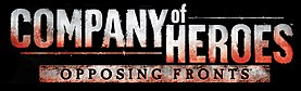 Image illustrative de l'article Company of Heroes: Opposing Fronts