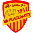 Logo du Nasr Athletic Hussein Dey