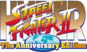 Image illustrative de l'article Hyper Street Fighter II: The Anniversary Edition