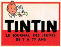 Journal de Tintin, logo, 1958-1960.png