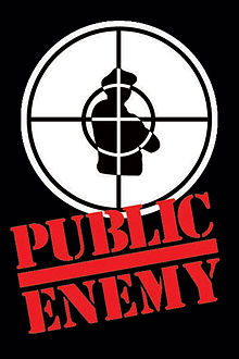 logo de Public Enemy