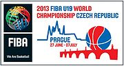 Description de l'image  Logo 2013 FIBA U19 Wold Championship Men.jpg.