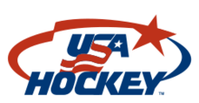 alt=Description de l'image USA Hockey logo.png.