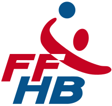 Description de l'image  Handball France.svg.