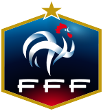 Description de l'image  Logo Fédération Française de Football.svg.