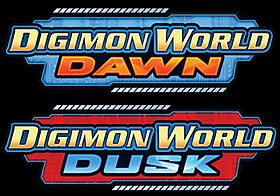 Image illustrative de l'article Digimon World Dawn et Dusk