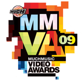 Logo de l'édition 2009 des MuchMusic Video Awards