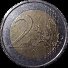 2 euros face commune 1