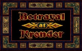 Image illustrative de l'article Betrayal at Krondor