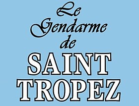 Description de l'image Le Gendarme de Saint-Tropez Logo.jpg.