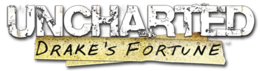 Uncharted Drake's Fortune Logo.png