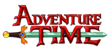 alt=Description de l'image Adventure Time logo.png.