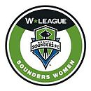 Logo du Sounders Women de Seattle