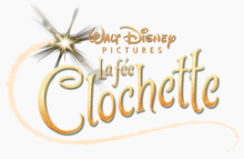 Description de l'image La Fée Clochette Logo.png.