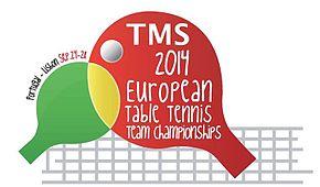 Championnats d 39 europe de tennis de table 2014 wikip dia - Championnat d europe de tennis de table ...