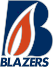 Description de l'image Logo Blazers Kamloops 2015.png.