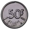 Coin BE 50F Baudouin rev NL 88.png
