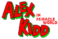 Image illustrative de l'article Alex Kidd in Miracle World