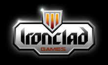alt=Description de l'image Ironclad Games Logo.png.