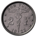 Coin BE 2F wounded Belgium rev FR 54.png