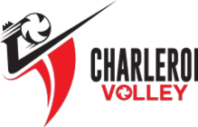 Logo du Charleroi Volley