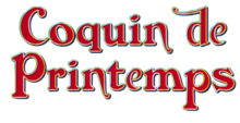 Description de l'image Coquin de printemps Logo.png.