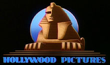 logo de Hollywood Pictures