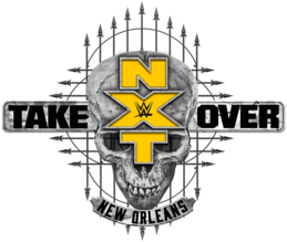 NXT Takeover New Orleans - Logo.png