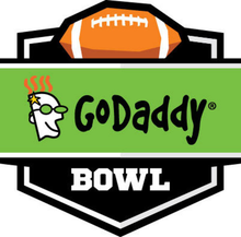 Description de l'image Logo du Go Daddy Bowl 2015.png.