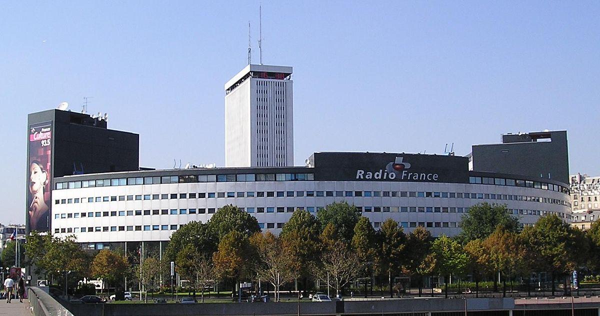 maison de la radio paris wikip dia