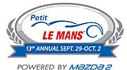 Description de l'image Petit le mans 2010 logo.jpg.
