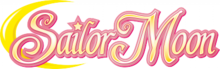 logo du dessin animé Sailor Moon.