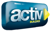 Description de l'image  Activ radio 2012 logo.png.
