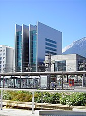 Photo de l'école de commerce de Grenoble (GEM).