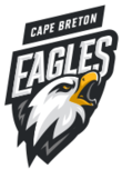 Description de l'image Cape Breton Eagles logo 2019.png.